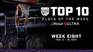 Kings Top 10 Plays of the Week | Week 8