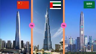 Top 10 Tallest Buildings In The Planet 2020
