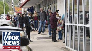 Weekly unemployment numbers surge to 6.6 million