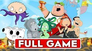 FAMILY GUY VIDEO GAME PS2 Gameplay Walkthrough Part 1 FULL GAME [1080p HD] - No Commentary