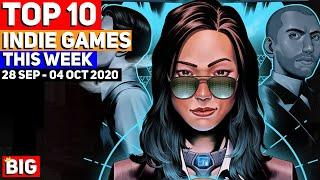 Top 10 BEST NEW Indie Games of the Week: 28 Sep - 4 Oct 2020