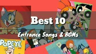 Top 10 Best Songs and BGMs | New Year special