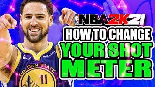 NBA 2K21 How To Change Shot Meter and BEST Methods To Shoot! | NBA 2K21 Shooting Tips