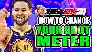NBA 2K21 How To Change Shot Meter and BEST Methods To Shoot! | NBA 2K21 Shooting Tips