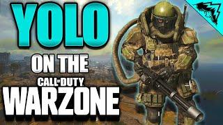 Commanding Officer is the Juggernaut! - YOLO on the Warzone - Call of Duty: Battle Royale