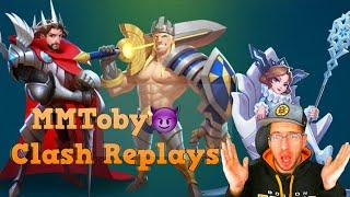 Toby Takes on Top 10 in World - MMChan is a Goddess - Art of Conquest