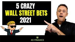 5 Wall Street Bets for 2021 | Stock Market Predictions