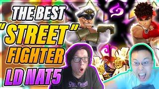 "We Got THE BEST ""Street Fighter"" LD Nat 5! - You Won't Guess It!"