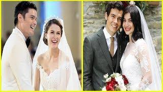 TOP 10 Most Beautiful Filipino Celebrity Couples
