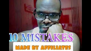 Why affiliate marketers fail