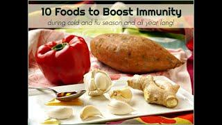 Top 10 Food To Boost Your Immune System / Fitness Food / Workout Food / Immunity / Exercise Foods