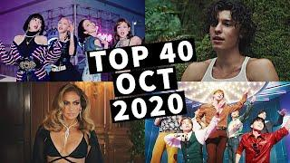 Top 40 Songs This Week English Songs | OCTOBER 10,2020 | Latest English Songs 2020