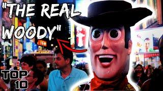 Top 10 Scary Woody Theories