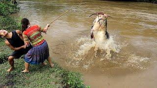 Top 10 video: Skills Big Fishing On The River