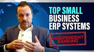 Top 10 ERP Systems for Small Businesses | Best Accounting and ERP Software for SMBs