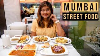 MUMBAI FOOD VLOG: Trying Delicious Street Food, Chaat, and Local Food! #KritikaEats