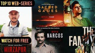 Top 10 Web-Series | Watch It for free | Netflix & Prime not required | Part-1