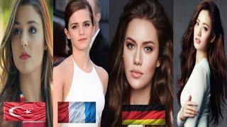 World Top 10 beautiful woman in the world 2020 दुनिया के 10 सबसे खुबसुरत वूमैन