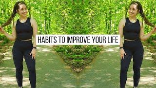 TOP 10 HABITS THAT WILL CHANGE YOUR LIFE | Health, Productivity, Happiness