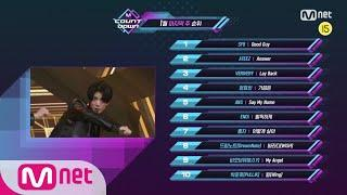 What are the TOP10 Songs in 5th week of January? M COUNTDOWN 200130 EP.650