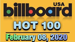 Billboard Hot 100 | Top 100 Songs Of The Week | Top 50 Songs This Week | February 08, 2020
