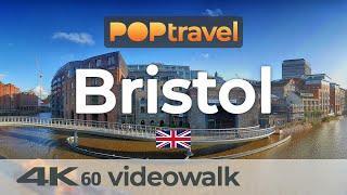 Walking in BRISTOL / UK