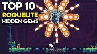 Top 10 ROGUELITE Indie Games Hidden Gems on Steam (Part 2)