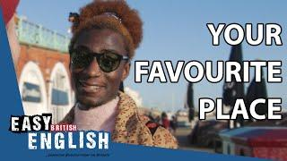 Where is your favourite place?   Easy English 41