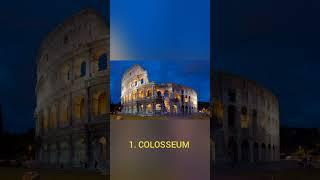 TOP 10 VISITING PLACE IN ROME    VISITING PLACE   HELPING VIDEO HISTORICAL PLACE