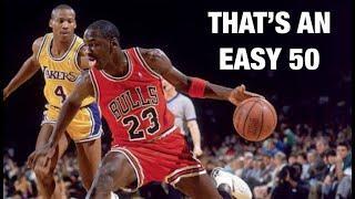 Michael Jordan's BEST Trash Talking Stories