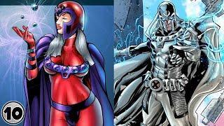Top 10 Dark Alternate Versions of Magneto