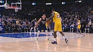 LeBron James' Best Highlights Of The Season 2019-20 | Vol.1