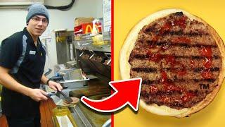 Top 10 Fast Food Facts You DON'T Want to KNOW!