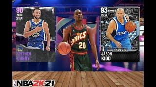 RANKING THE TOP 10 POINT GUARDS IN NBA 2K21 MyTEAM! WHO IS THE BEST? WHICH ONES ARE WORTH IT?