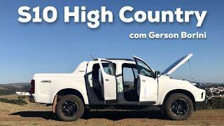 Teste Chevrolet S10 Diesel com Gerson Borini
