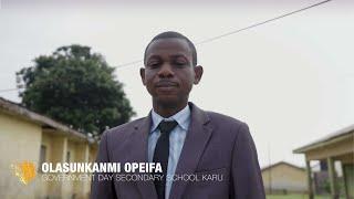 Olasunkanmi Opeifa - Top 10 Global Teacher Prize 2020