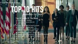 Top 10 Songs Of The Week November 7, 2020 - Billboard Hot 100 Top 10 Singles