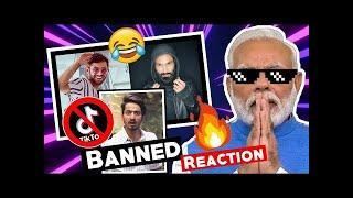 #tiktok#ban#boycott tiktokers reaction on tik tok ban ||TIKToK BAN