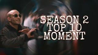 PVP Battle Top 10 Moment (SEASON 2)