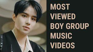 [TOP 100] MOST VIEWED KPOP BOY GROUP MUSIC VIDEOS (January 2021)
