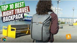 Best Backpack for Work and Travel | Top 10 Best Right Travel Backpack Review 2020 on Amazon
