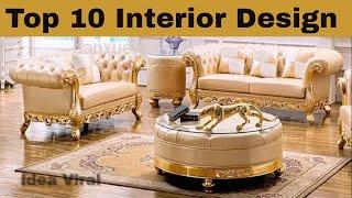 Top 10 Interior Design Idea Viral and Home Decor for Living Room
