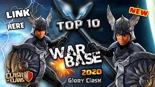 #68 Best Th13 War Base WITH LINK TOP 10 / Th13 Anti 2 Star War Base / Anti Yeti / Clash of clans