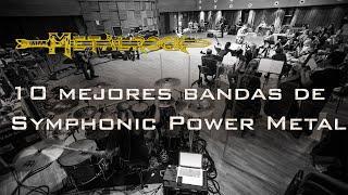 TOP 10 I Mejores Banda de Symphonic Power Metal