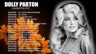 Dolly Parton Greatest Hits 2020 - Best Songs Of Dolly Parton - Dolly Parton Country Music Playlist