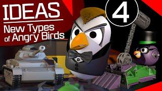 Ideas For New Types Of Angry Birds - Video 4