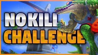 CAN YOU CARRY A GAME WITH NO KILLS!?! NO KILL RENEKTON CHALLENGE! - Preseason 10