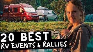 20 Best RV Events & Rallies of 2020 | RV LIVING
