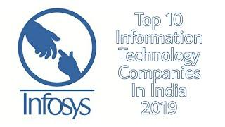 Top 10 Information Technology Companies In India 2019