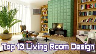 World Top 10 Living Room Design in India ।। House Design ।। Home Interior Design 2021
